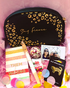 Stay Fierce Package
