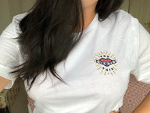 Load image into Gallery viewer, You Got This Embroidered T-Shirt in White