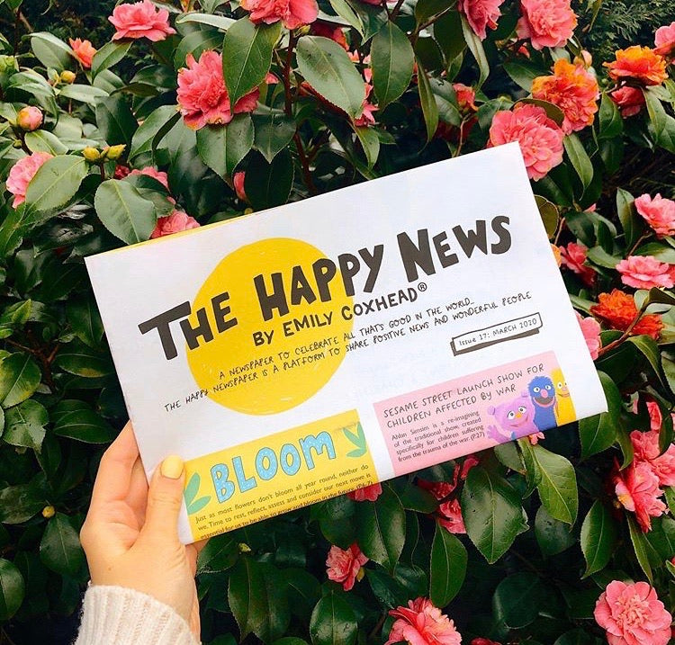 The Happy Newspaper - March Edition