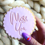 Load image into Gallery viewer, Cookie Miss You (V)
