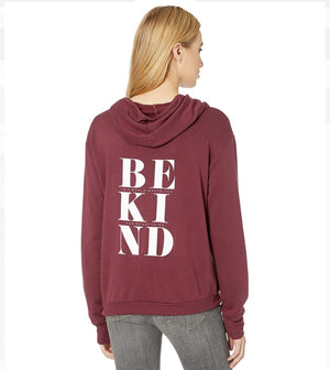 Be Kind Stack Yunis Sweatshirt by Good HYOUman