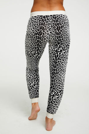Chaser Animal Print Jogger Pants