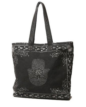 ale by Alessandra Tote Bag Charcoal