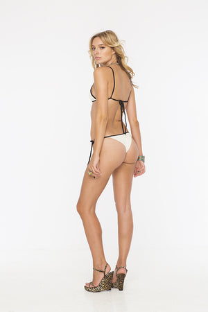 INDAH AM Triangle Top & FM Medium Coverage Bottom Bikini