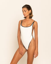 NOVA ONE PIECE | Minx Ribbed Combo