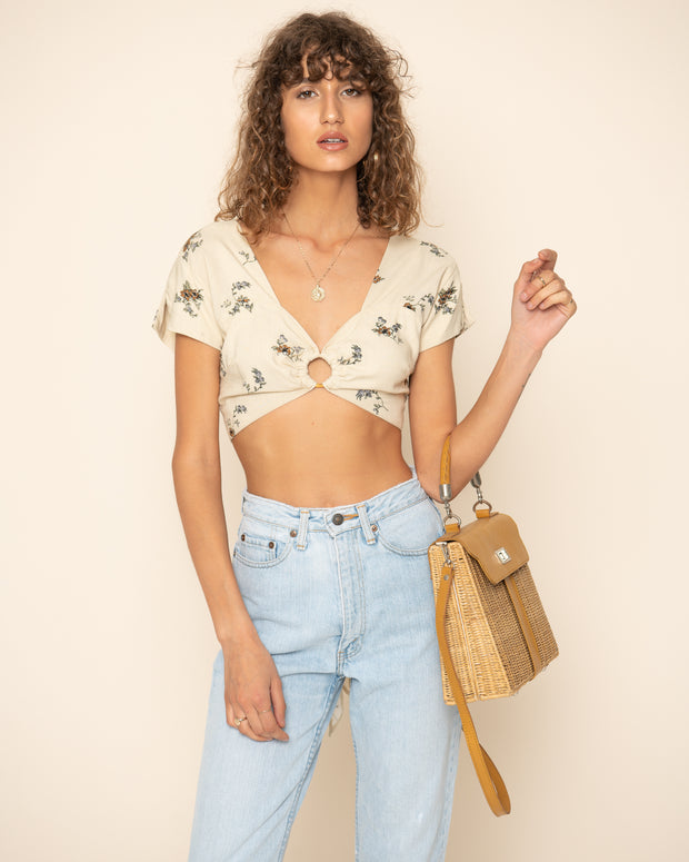 NORAH TOP | Wild Flower