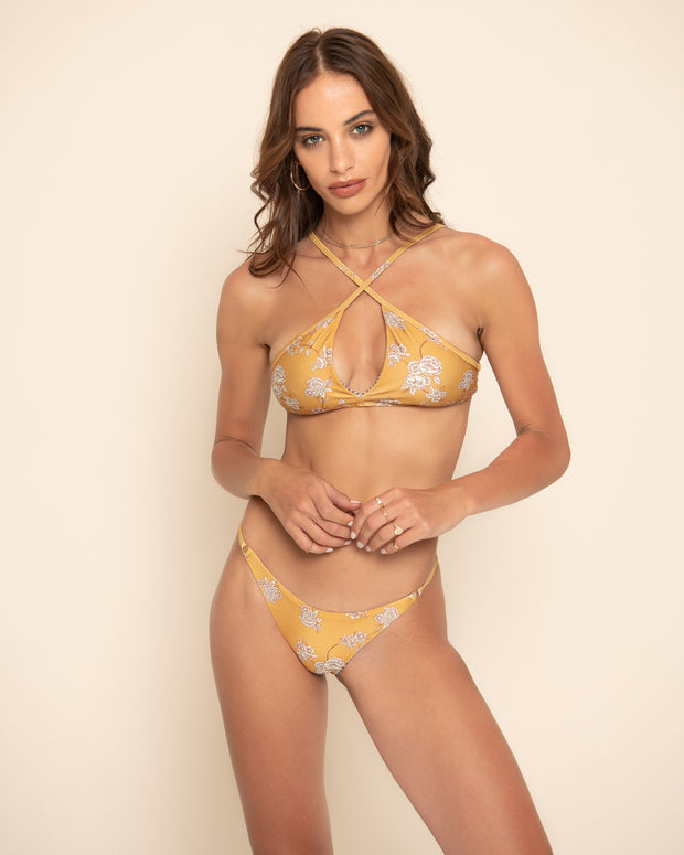 VIX BOTTOM | May Floral Marigold