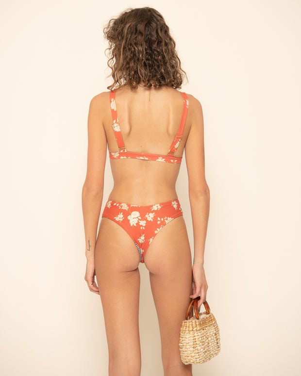BIANCA BOTTOM | May Floral Red