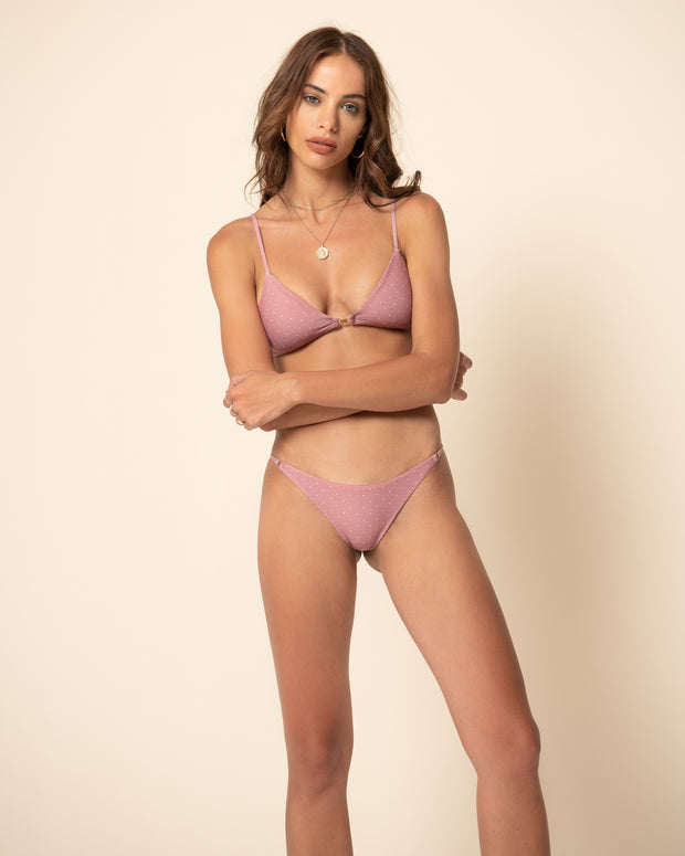 VIX BOTTOM | Selita Polka Mauve