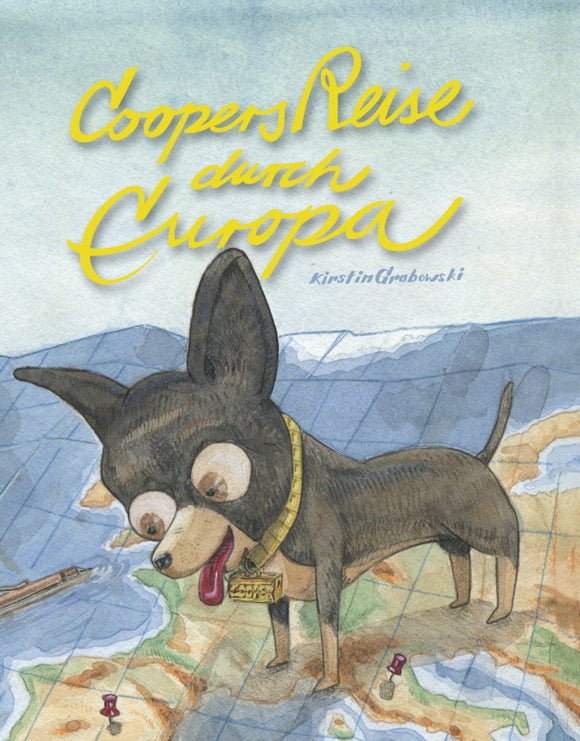 Coopers Reise durch Europa