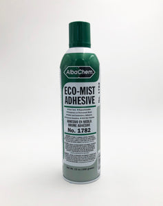 Eco Mist Spray Adhesive 12oz -GREAT FOR SUBLIMATION AND RESPRAYING CUTTING MATS!