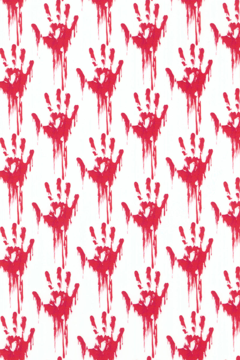 ThermoFlex Fashion Patterns - Bloody Hands