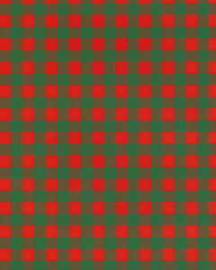 ThermoFlex Fashion Patterns - Christmas Plaid