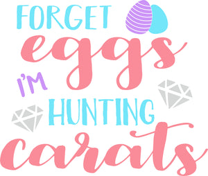 Forget Eggs SVG