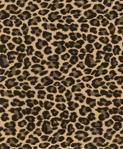 DecoFilm Soft Metallics - Leopard Gold