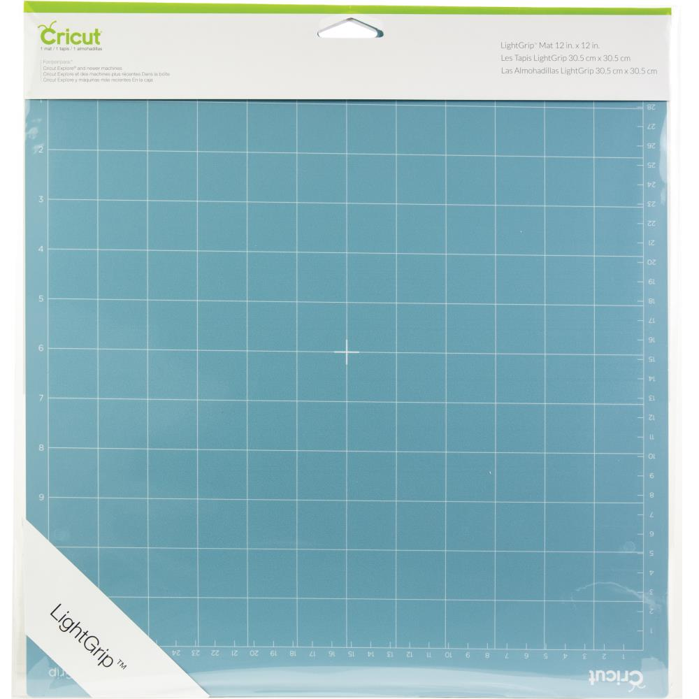 "Cricut® Light Grip Cutting Mat, 12"" x 12"""