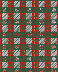 ThermoFlex Fashion Patterns - Ugly Xmas Sweater