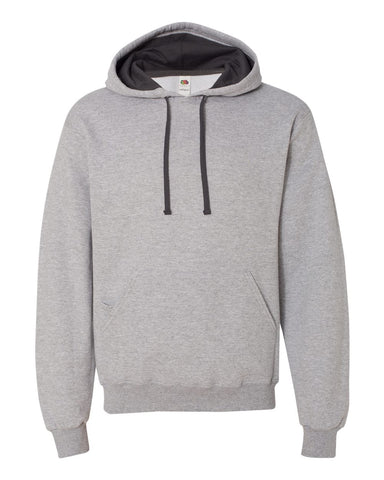 Sofspun Hooded Pullover Sweatshirt