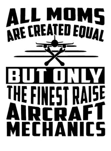 AirCraft Mechanic's Mom Svg File, cricut, tshirt, design, cameo , cut file (.svg, .jpg, .eps, .PDF, PNG)