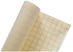 Clear w/Grid Application Tape