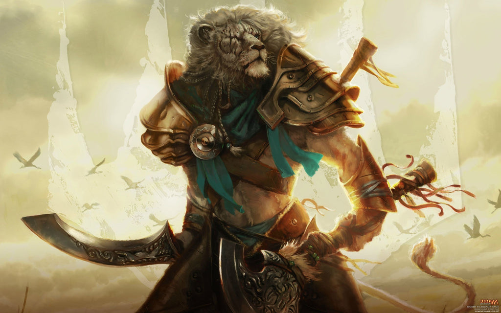 Hear me roar – The History of Ajani Goldmane part 2