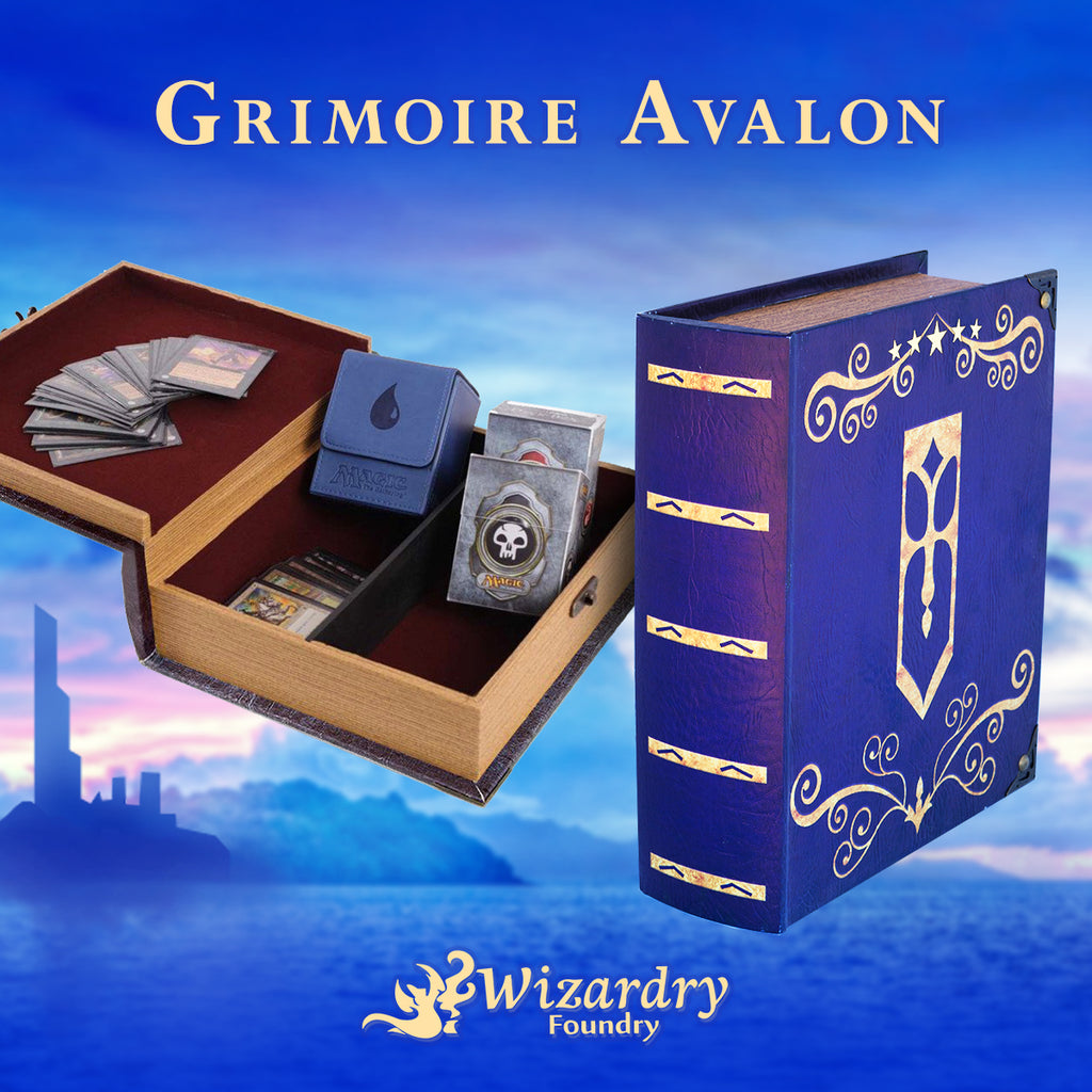 Behind the Foundry - Avalon Grimoire