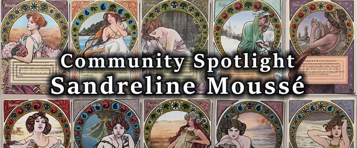 Community Spotlight - Sandreline Moussé