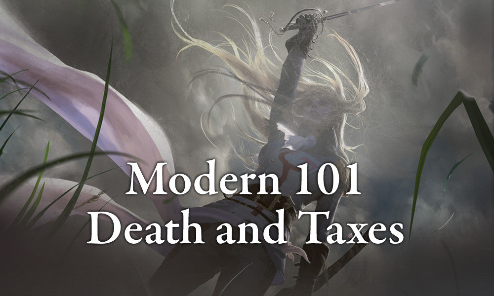 Modern 101:  Death and Taxes - Pressure and Disruption