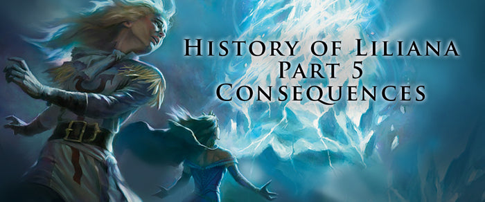 History of Liliana - Part 5 - Consequences