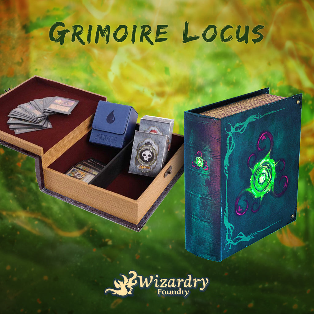 Behind the Foundry - Locus Grimoire
