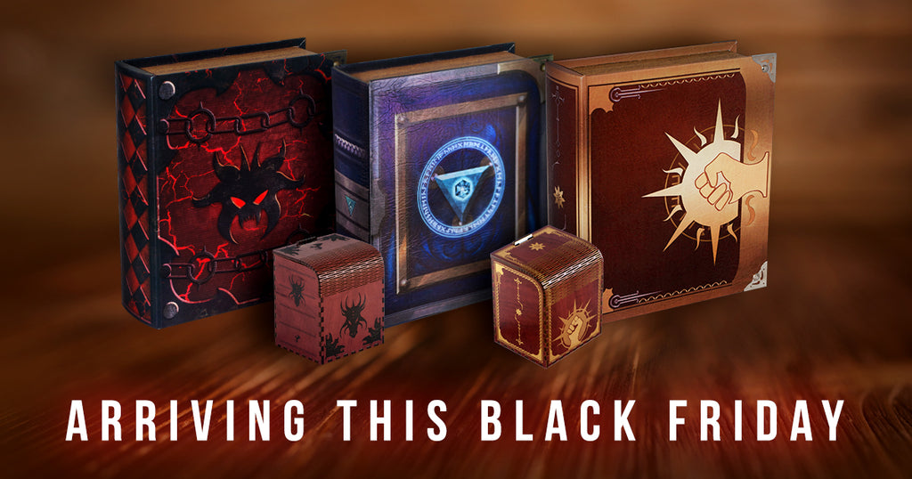 ANNOUNCEMENT: Arriving This Black Friday!