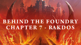 Behind the Foundry: Rakdos-Inspired Grimoire Deck Box