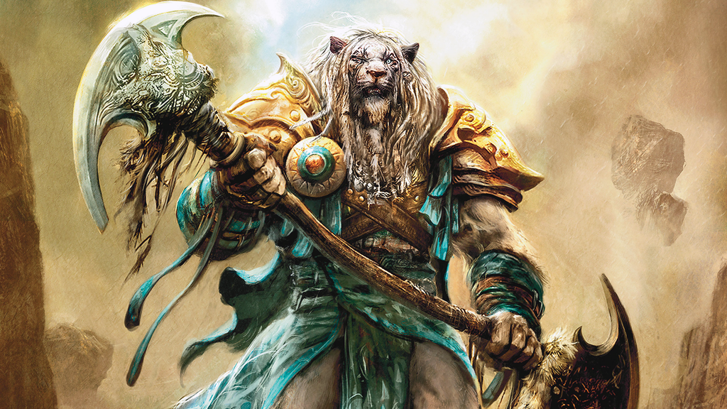 Hear me roar – The History of Ajani Goldmane part 1
