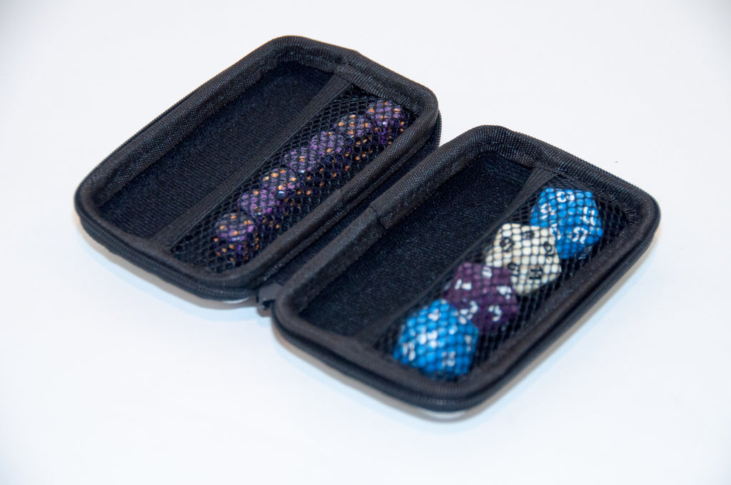 Moirai Dice Organizer - Our brand new way to organize your dice set