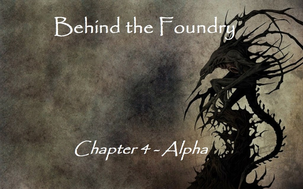 Behind the Foundry – Chapter 4 Alpha Concept Art