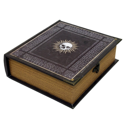 Grimoire Deck Box Front Cover