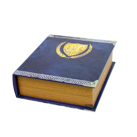Beta Edition Grimoire Deck Box for MtG & DnD | Wizardry Foundry