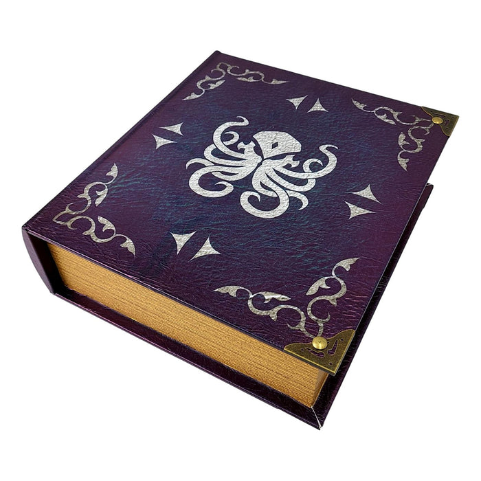 Grimoire Deck Box, Abyssal - Store 800+ Standard Size Cards