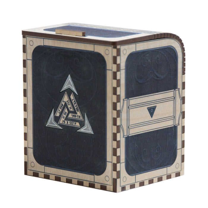 Arbiter Codex Deck Box for MtG & DnD | Wizardry Foundry