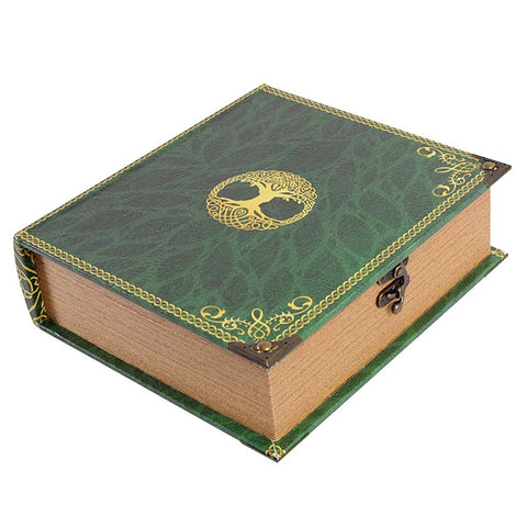 Primeval Grimoire Deck Box