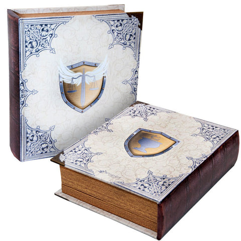 Grimoire Deck Box Righteous For Mtg Amp Dnd Wizardry Foundry