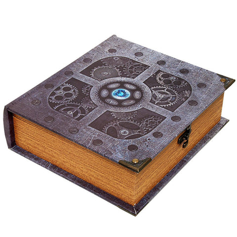 Artificer Grimoire Deck Box for MtG & DnD | Wizardry Foundry