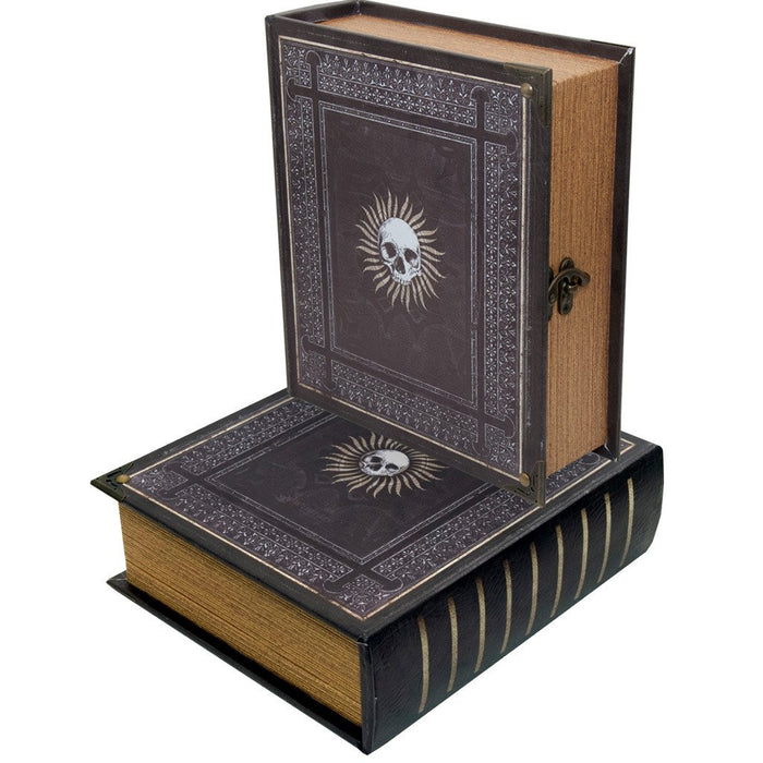 Immortal Grimoire Deck Box for MtG & DnD | Wizardry Foundry