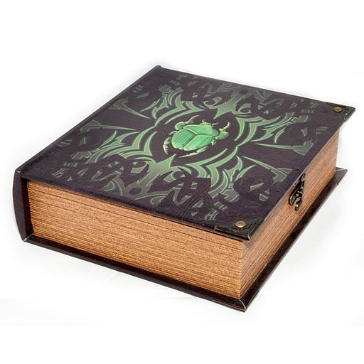 Deathrite Grimoire Deck Box for MtG & DnD | Wizardry Foundry