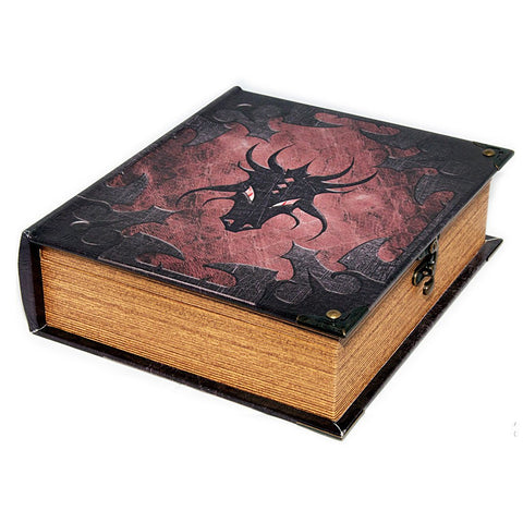 Dragonlord Grimoire Deck Box