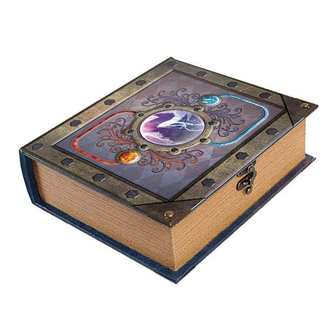 Grimoire Deck Box, Reaction - Store 800+ Standard Size Cards