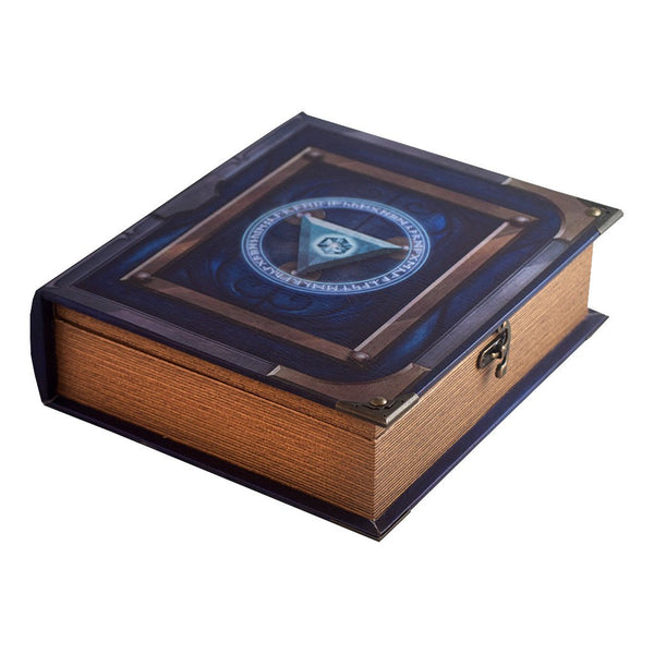 Arbiter Grimoire Deck Box for MtG & DnD | Wizardry Foundry