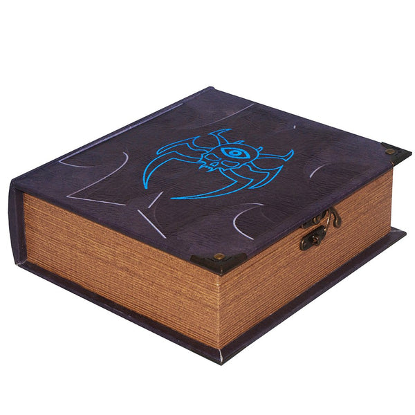 Cipher Grimoire Deck Box for MtG & DnD | Wizardry Foundry