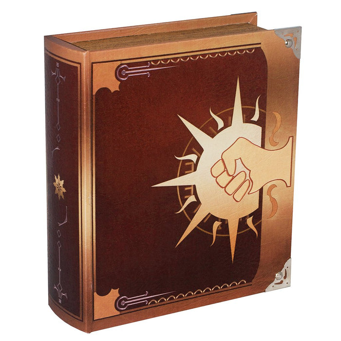 Grimoire Deck Box, Legion - Store 800+ Standard Size Cards