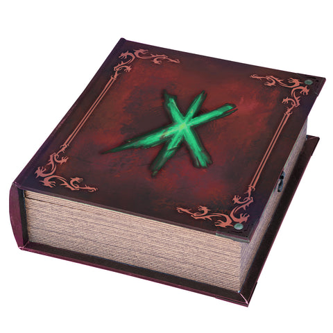 Grimoire Deck Box, Wildborn - Store 800+ Standard Size Cards